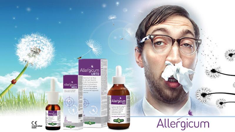 Allergia: informazioni da conservare